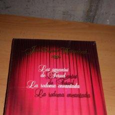 Libros de segunda mano - Teatro español. Ediciones rueda. 3 tomos. - 167565826