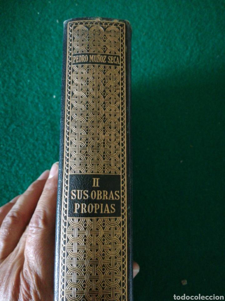 PEDRO MUÑOZ SECA OBRAS PROPIAS TOMO II (Libros de Segunda Mano (posteriores a 1936) - Literatura - Teatro)