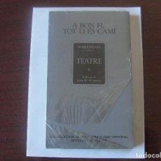 Libros de segunda mano: SHAKESPEARE CATALA - A BON FI TOT LI ES CAMI - TRADUCCIO SAGARRA. Lote 167729508
