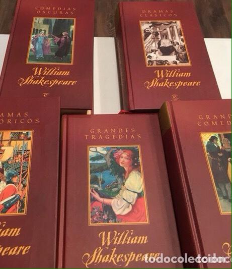 Libros de segunda mano: William Shakespeare. Obras dramáticas. Espasa Calpe - Foto 2 - 149990794