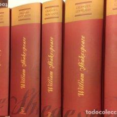 Libros de segunda mano: WILLIAM SHAKESPEARE. OBRAS DRAMÁTICAS. ESPASA CALPE. Lote 149990794