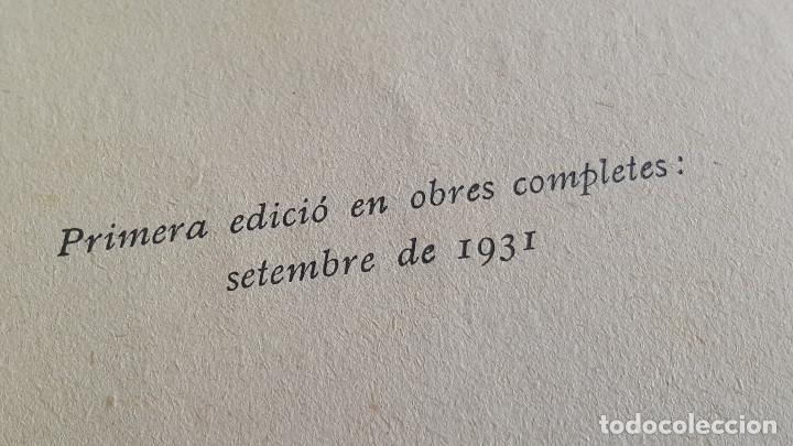 Libros de segunda mano: 1929 EDICIO OBRES COMPLETES DE IGNASI IGLESIAS - 2 TOMOS DE 17 - EN CATALAN - Foto 8 - 168749184