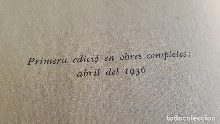 Libros de segunda mano: 1929 EDICIO OBRES COMPLETES DE IGNASI IGLESIAS - 2 TOMOS DE 17 - EN CATALAN - Foto 10 - 168749184