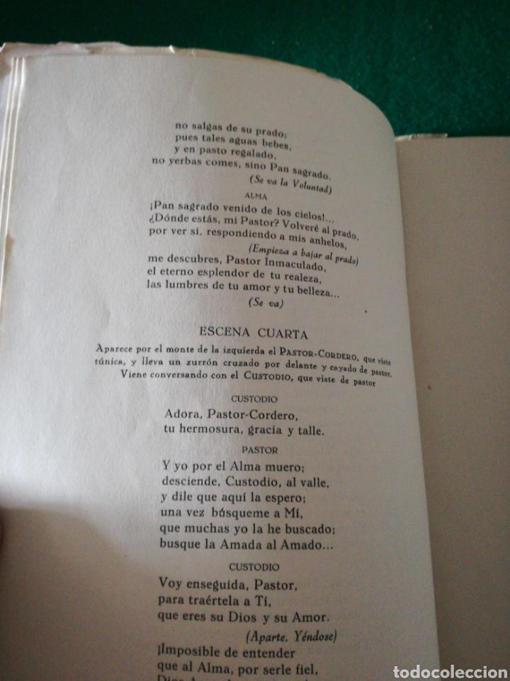 Libros de segunda mano: PASTOR-CORDERO Y PASTOR -LOBO...... TEATRO - Foto 5 - 170200497