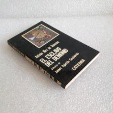Libros de segunda mano: EL ESCLAVO DEL DEMONIO / ANTONIO MIRA DE AMESCUA / CÁTEDRA. Lote 170647330