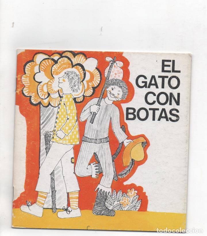 EL GATO CON BOTAS.ADAPTACIÓN DE ANGELS GARRIGA. (Libros de Segunda Mano (posteriores a 1936) - Literatura - Teatro)