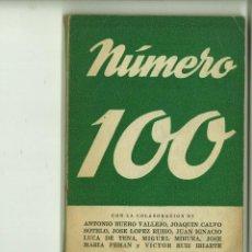 Libros de segunda mano: NÚMERO 100. VARIOS. Lote 171519118