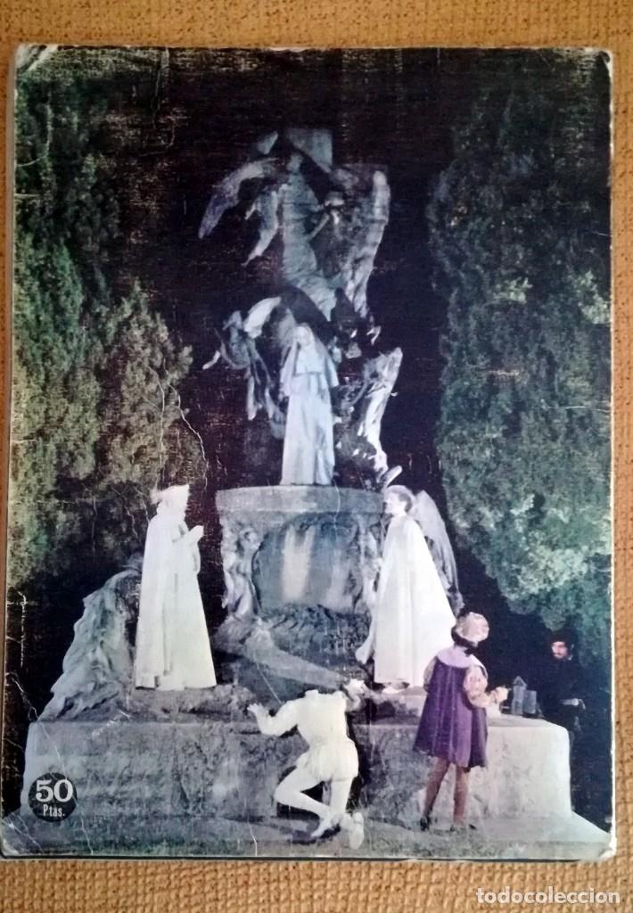 Libros de segunda mano: DON JUAN TENORIO FOTO TEATRO. JOSE ZORRILLA. 1968 - Foto 2 - 172413433