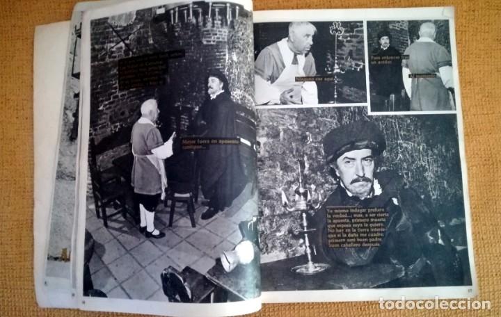 Libros de segunda mano: DON JUAN TENORIO FOTO TEATRO. JOSE ZORRILLA. 1968 - Foto 4 - 172413433