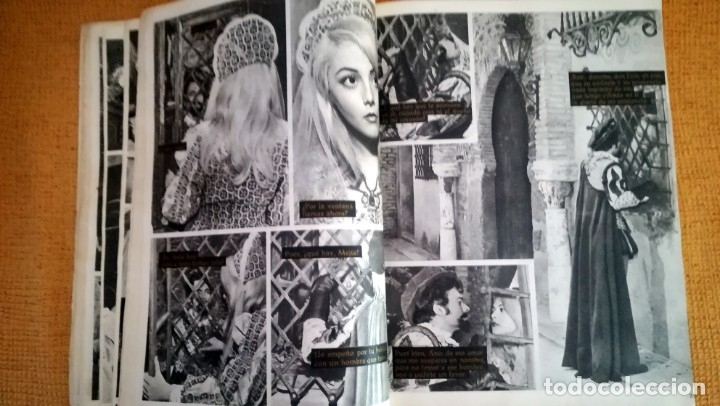 Libros de segunda mano: DON JUAN TENORIO FOTO TEATRO. JOSE ZORRILLA. 1968 - Foto 8 - 172413433