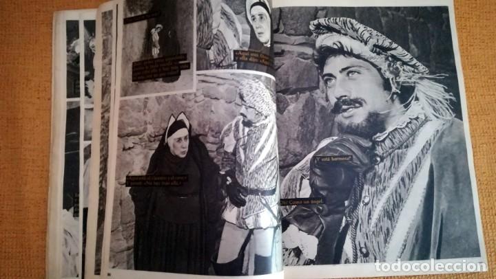 Libros de segunda mano: DON JUAN TENORIO FOTO TEATRO. JOSE ZORRILLA. 1968 - Foto 9 - 172413433