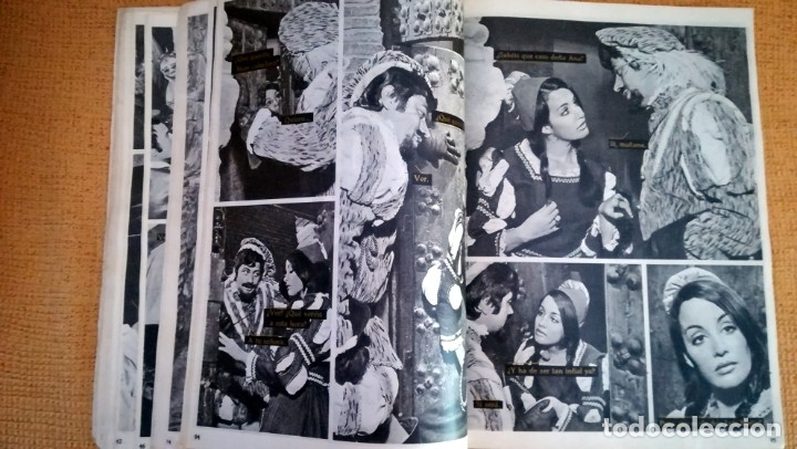 Libros de segunda mano: DON JUAN TENORIO FOTO TEATRO. JOSE ZORRILLA. 1968 - Foto 10 - 172413433