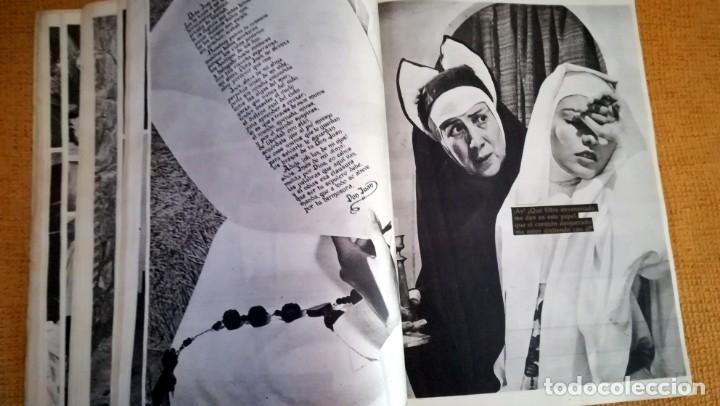 Libros de segunda mano: DON JUAN TENORIO FOTO TEATRO. JOSE ZORRILLA. 1968 - Foto 12 - 172413433