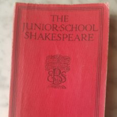 Libros de segunda mano: LIBRO EN INGLÉS HAMLET PRINCE DE DENMARK THE JUNIOR SCHOOL SHAKESPEARE. BLACKIE SON LIMITED 1958. Lote 175021749