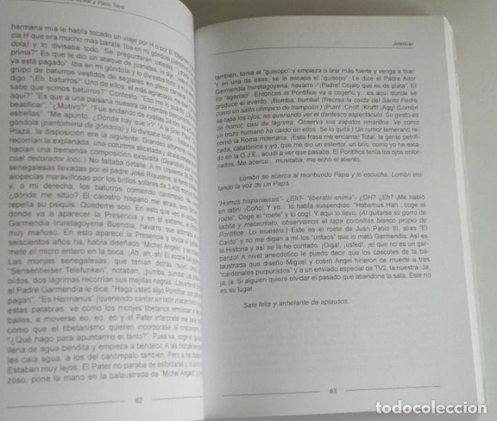 Libros de segunda mano: LOS ULEN - LIBRO PACO TOUS - SANDOVAL QUERO TEATRO ANDALUCÍA JEREMÍAS MANÁ MANÁ BAR DE LÁGRIMAS ARTE - Foto 5 - 176553994