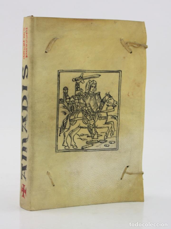 AMADÍS, ÁNGEL MARÍA PASCUAL, 1943, ESPASA CALPE, MADRID. 18,5X12CM (Libros de Segunda Mano (posteriores a 1936) - Literatura - Teatro)