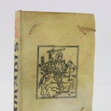Libros de segunda mano: AMADÍS, ÁNGEL MARÍA PASCUAL, 1943, ESPASA CALPE, MADRID. 18,5X12CM. Lote 178665321