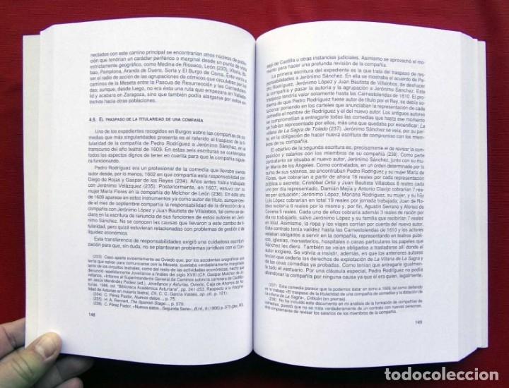Libros de segunda mano: EL TEATRO EN BURGOS (1550-1752) ESTUDIO Y DOCUMENTOS. AÑO: 1994. MUY BUEN ESTADO. - Foto 3 - 178969150
