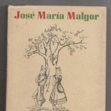 Libros de segunda mano: JOSÉ MARÍA MALGOR: COMEDIAS ASTURIANAS. AVILÉS, 1948. ASTURIAS. LENGUA ASTURIANA. Lote 179106011