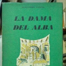 Libros de segunda mano: ALEJANDRO CASONA. LA DAMA DEL ALBA. 1952. Lote 179960188