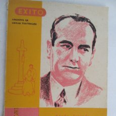 Libros de segunda mano: AMORIÑOS A DOS VELAS , ADOLFO TORRADO 1954 - COMEDIA EN DOS ACTOS . Lote 180194982