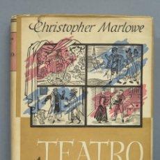 Libros de segunda mano: TEATRO. MARLOWE. JOSE JANES. Lote 180201610