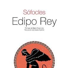 Libros de segunda mano: EDIPO REY. - SÓFOCLES.. Lote 180214900