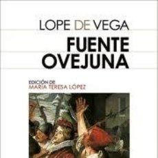 Libros de segunda mano: FUENTE OVEJUNA. - VEGA, LOPE DE.. Lote 180215058