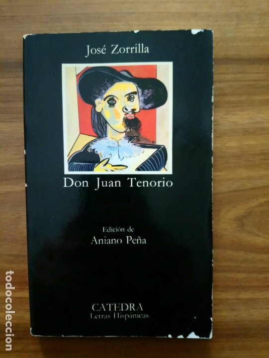 DON JUAN TENORIO - ZORRILLA, JOSÉ (Libros de Segunda Mano (posteriores a 1936) - Literatura - Teatro)