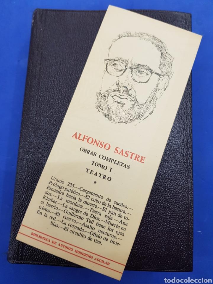 Libros de segunda mano: Alfonso Sastre , Aguilar , 1967 , Teatro - Foto 3 - 181069996