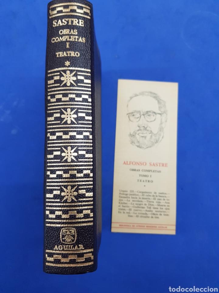 ALFONSO SASTRE , AGUILAR , 1967 , TEATRO (Libros de Segunda Mano (posteriores a 1936) - Literatura - Teatro)