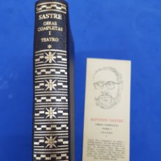 Libros de segunda mano: ALFONSO SASTRE , AGUILAR , 1967 , TEATRO. Lote 181069996