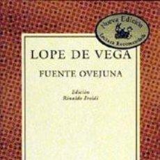 Libros de segunda mano: FUENTE OVEJUNA. - VEGA, LOPE DE.. Lote 181421032