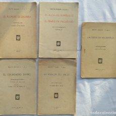 Libros de segunda mano: TEATRO ESCOLAR I.C.A.I. 1946. Lote 181546407