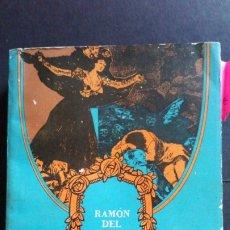 Libros de segunda mano: EL RUEDO IBÉRICO - RAMÓN DEL VALLE-INCLÁN. Lote 183267970