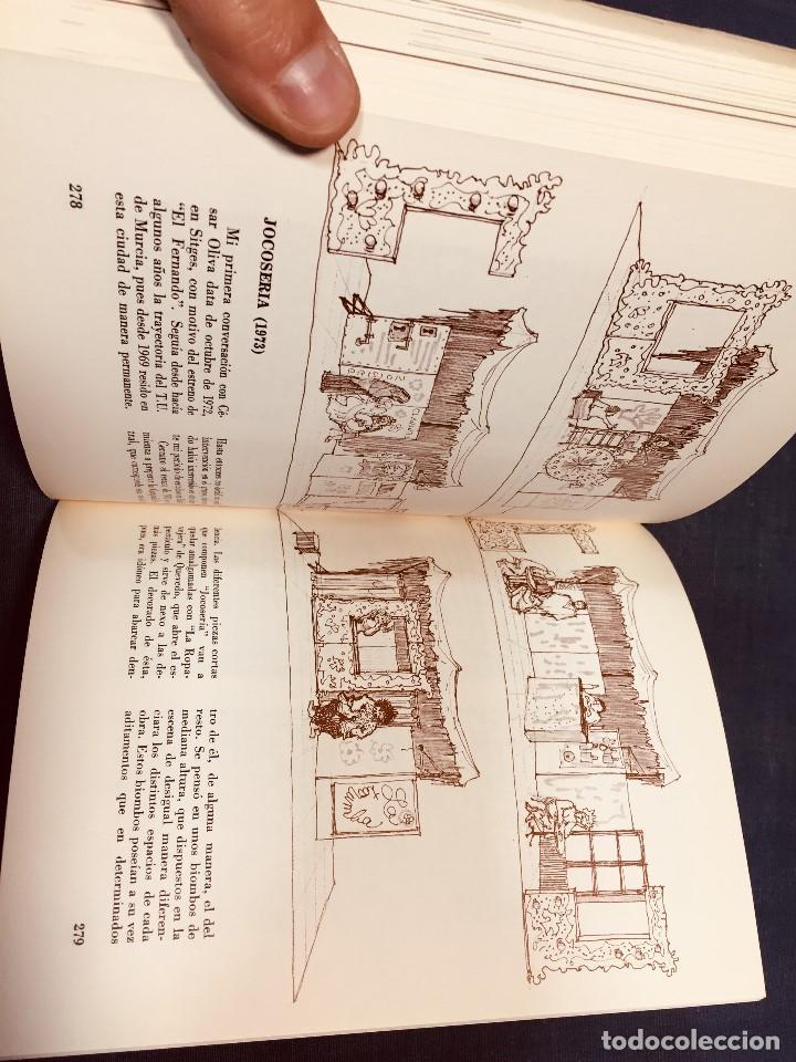 Libros de segunda mano: OCHO AÑOS DE TEATRO UNIVERSITARIO T.U. DE MURCIA 1967 1975 CESAR OLIVA - Foto 5 - 183366758