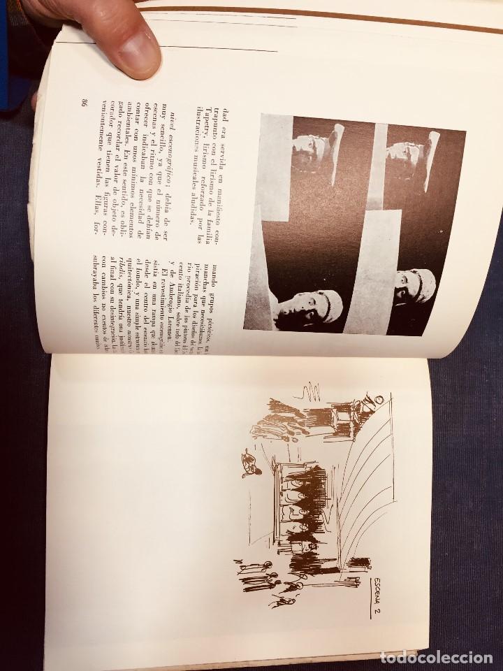 Libros de segunda mano: OCHO AÑOS DE TEATRO UNIVERSITARIO T.U. DE MURCIA 1967 1975 CESAR OLIVA - Foto 9 - 183366758