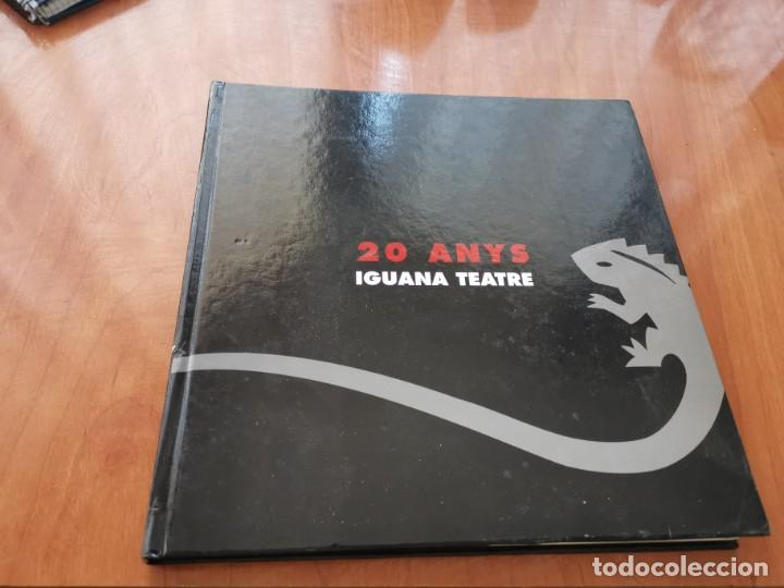 MAGNIFIC TOM 20 ANYS IGUANA TEATRE PALMA DE MALLORCA 2006 (Libros de Segunda Mano (posteriores a 1936) - Literatura - Teatro)