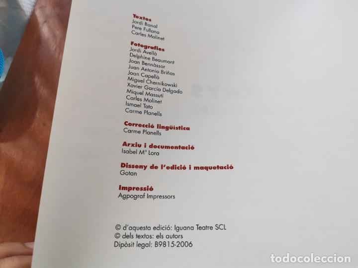 Libros de segunda mano: MAGNIFIC TOM 20 ANYS IGUANA TEATRE PALMA DE MALLORCA 2006 - Foto 2 - 183576990