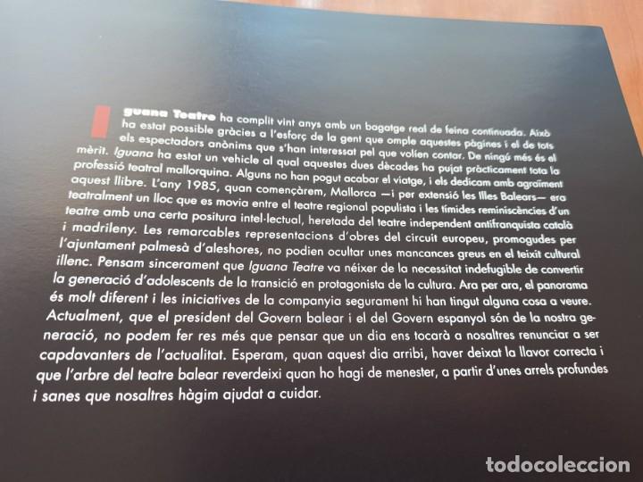 Libros de segunda mano: MAGNIFIC TOM 20 ANYS IGUANA TEATRE PALMA DE MALLORCA 2006 - Foto 3 - 183576990