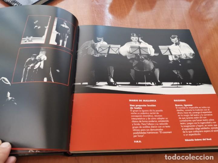 Libros de segunda mano: MAGNIFIC TOM 20 ANYS IGUANA TEATRE PALMA DE MALLORCA 2006 - Foto 4 - 183576990