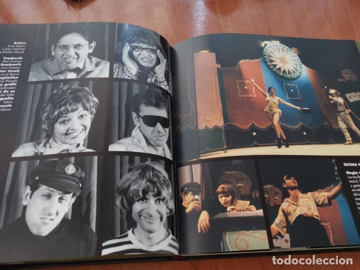 Libros de segunda mano: MAGNIFIC TOM 20 ANYS IGUANA TEATRE PALMA DE MALLORCA 2006 - Foto 7 - 183576990