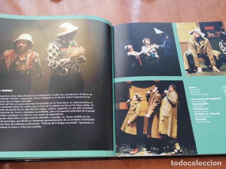Libros de segunda mano: MAGNIFIC TOM 20 ANYS IGUANA TEATRE PALMA DE MALLORCA 2006 - Foto 9 - 183576990