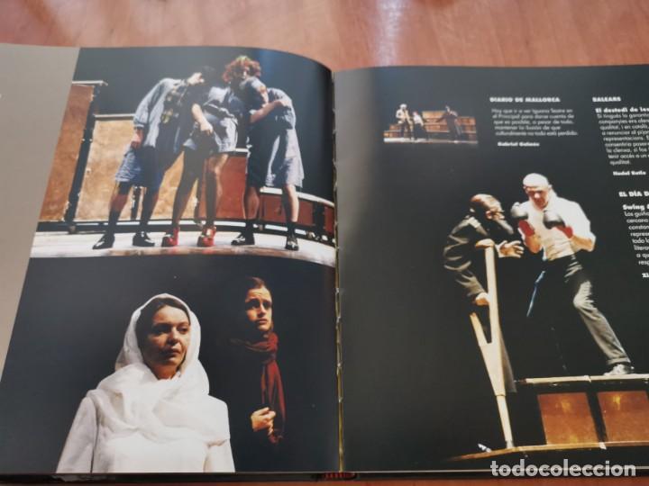 Libros de segunda mano: MAGNIFIC TOM 20 ANYS IGUANA TEATRE PALMA DE MALLORCA 2006 - Foto 10 - 183576990