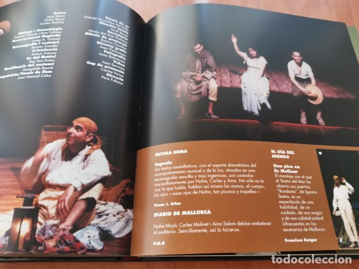 Libros de segunda mano: MAGNIFIC TOM 20 ANYS IGUANA TEATRE PALMA DE MALLORCA 2006 - Foto 12 - 183576990