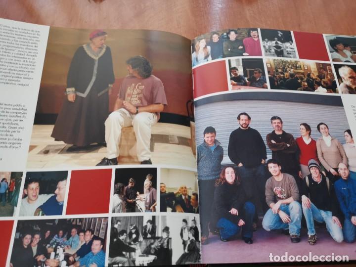 Libros de segunda mano: MAGNIFIC TOM 20 ANYS IGUANA TEATRE PALMA DE MALLORCA 2006 - Foto 13 - 183576990
