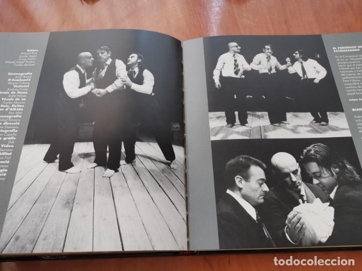 Libros de segunda mano: MAGNIFIC TOM 20 ANYS IGUANA TEATRE PALMA DE MALLORCA 2006 - Foto 20 - 183576990