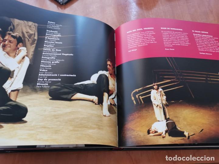Libros de segunda mano: MAGNIFIC TOM 20 ANYS IGUANA TEATRE PALMA DE MALLORCA 2006 - Foto 21 - 183576990
