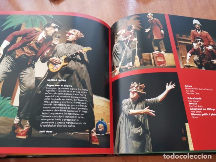 Libros de segunda mano: MAGNIFIC TOM 20 ANYS IGUANA TEATRE PALMA DE MALLORCA 2006 - Foto 24 - 183576990