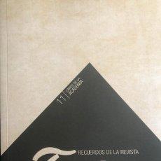 Libros de segunda mano: 'RECUERDOS DE LA REVISTA TEATRO', DE ANTONIO CASTILLO. LIBROS DE LA ACADEMIA. 2019. NUEVO.. Lote 183833412